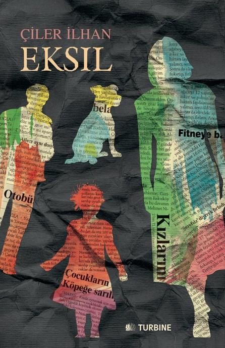 Forside af Eksil skrevet af Sadi Tekelioglu