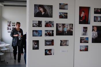 Mosekonernes foto-udstilling